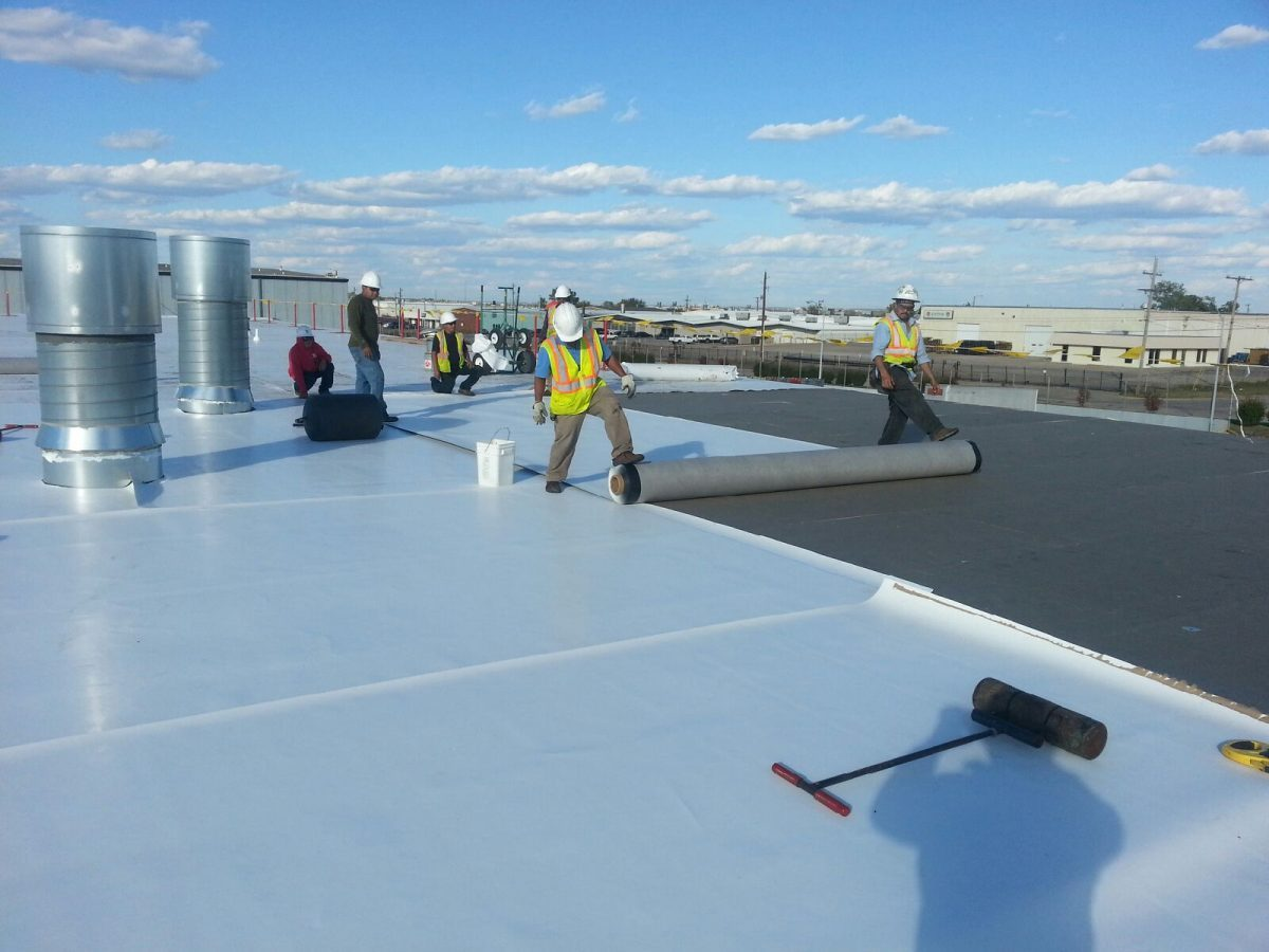 Commercial Roofing Mvp Roof
