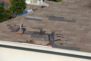 MVP Roofing inspection for wind damage